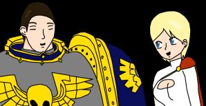 heros talking