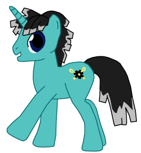 oc pony kinslyer